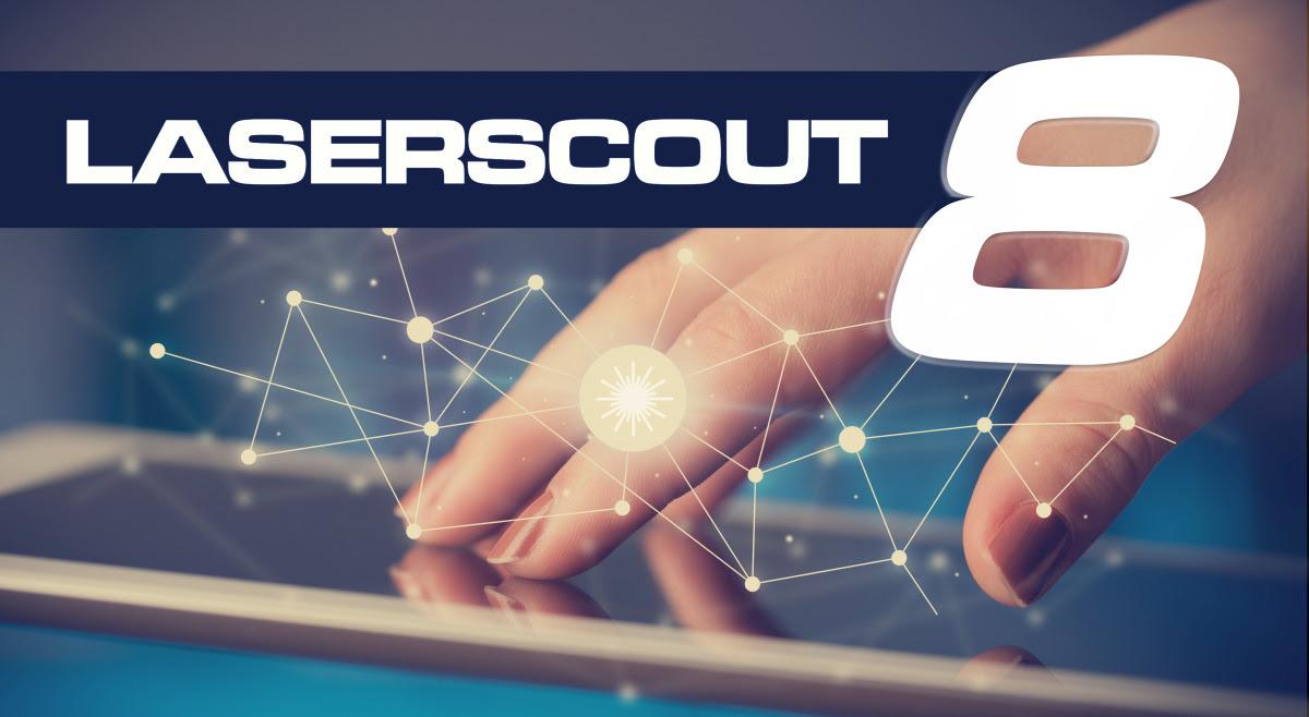 Eurolaser : nouvelle Version 8 du logiciel Laserscout disponible