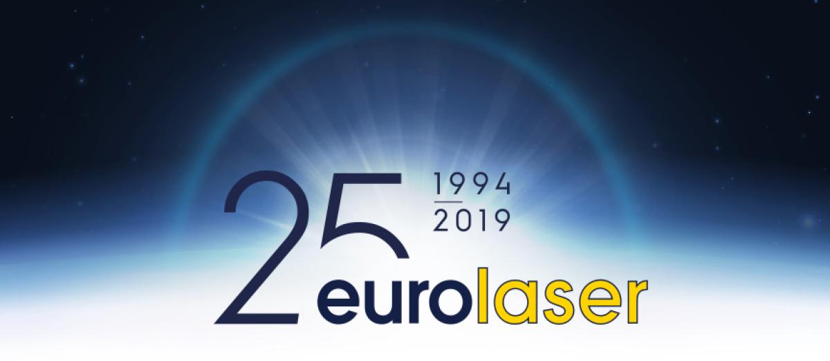 Eurolaser fête ses 25 ans de succès